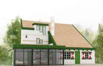 Renovatie Victoriaanse Villa : Renovatieontwerp olivier vet architect